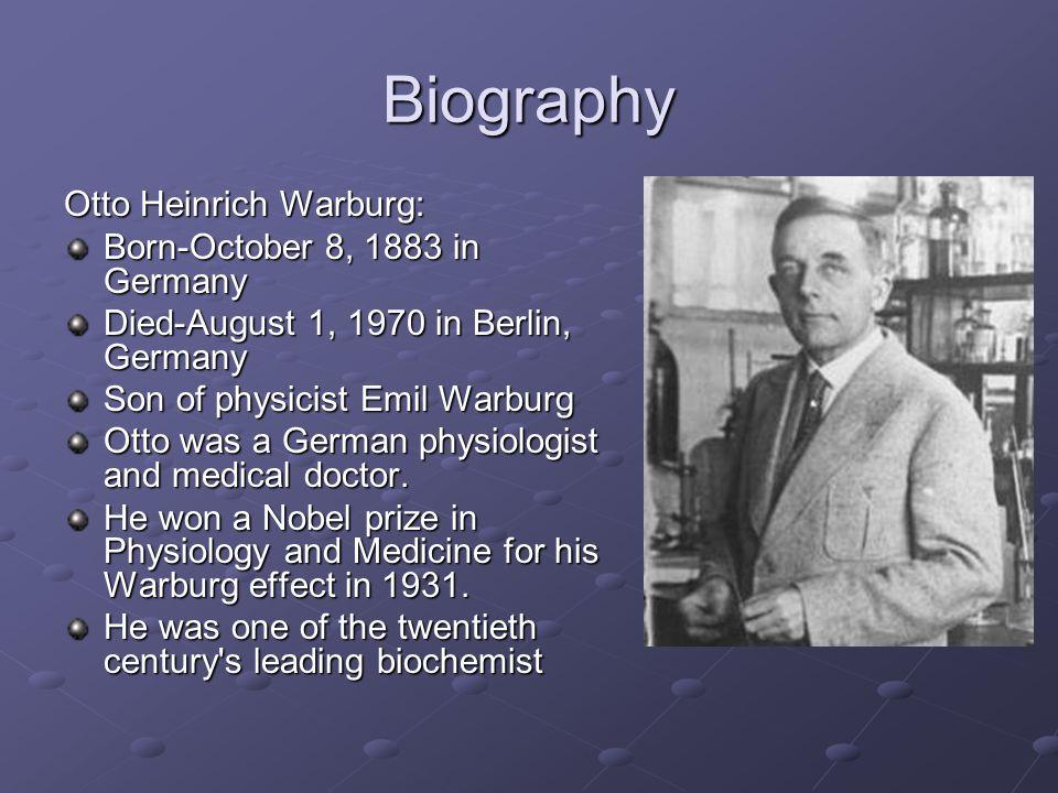 Dr Otto Weinburg